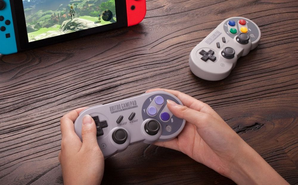 Manette Super NES : la nouvelle manette de Nintendo