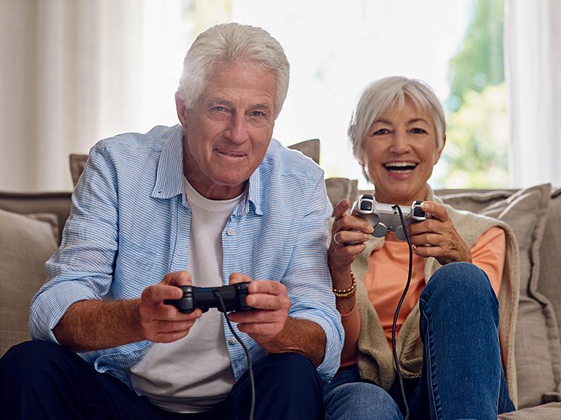 Pourquoi le jeu est-il important pour les aînés ?