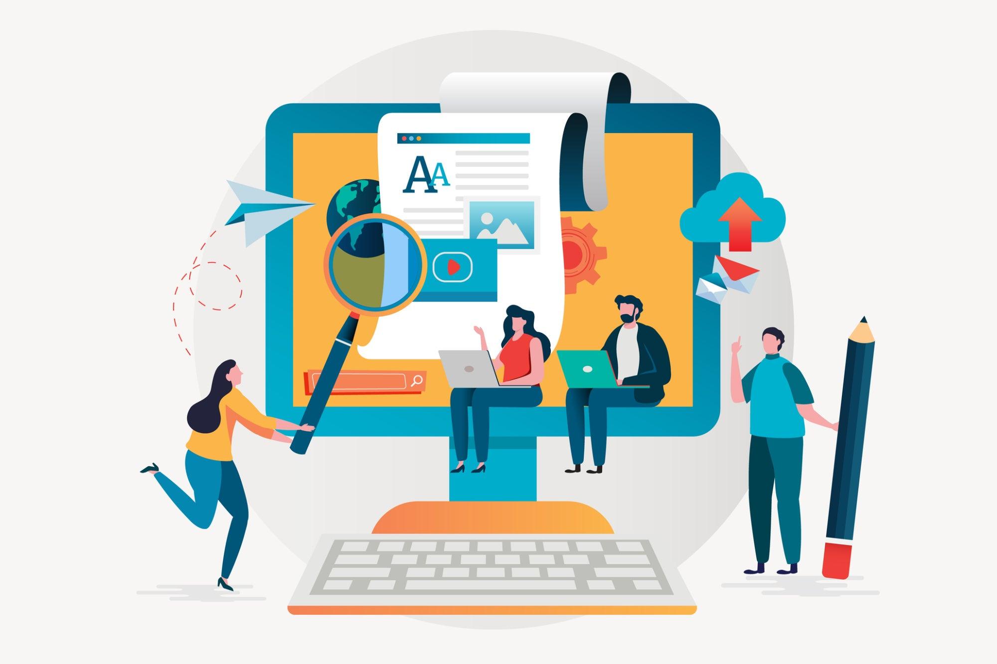 Content Marketing : Quelles astuces pour bien débuter?